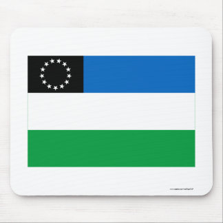 Río Negro flag Mouse Pad