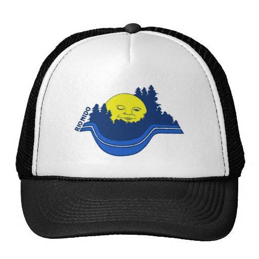 Rio Nido logo Mesh Hats