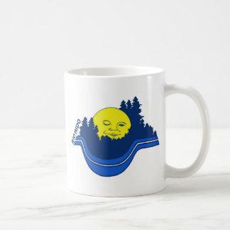 Rio Nido logo Classic White Coffee Mug