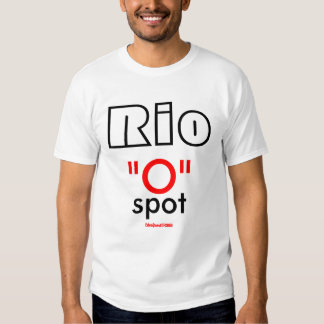 """""""Rio - O"""" Tee Shirt"""