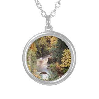 Río Oregon de Coquille del color del otoño Grimpola Personalizada