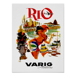 Río Posters