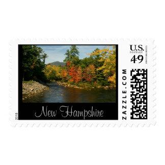 Río rápido, nuevo Hamphshire Franqueo