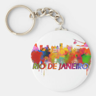 RIO REASON OF JANEIRO 3 KEYCHAIN