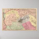 Río ruso, Santa Rosa, los municipios de Analy Poster