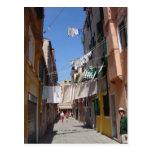 Río San José, Venecia 4 Postales