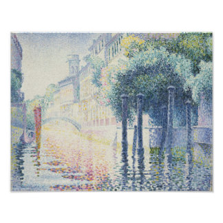 Rio San Trovaso, Venice, 1903-4 Poster