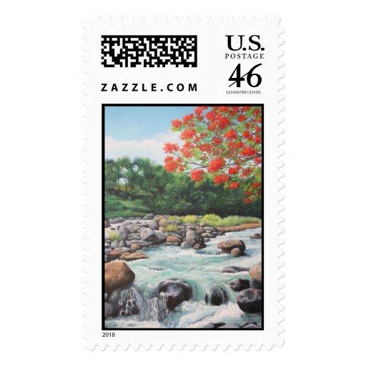 Rió stamp