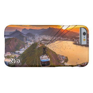Rio Sugarloaf Barely There iPhone 6 Case