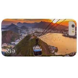 Río Sugarloaf Funda Para iPhone 6 Plus Barely There
