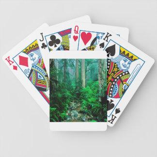 Río Webb Tamalpais Baraja Cartas De Poker