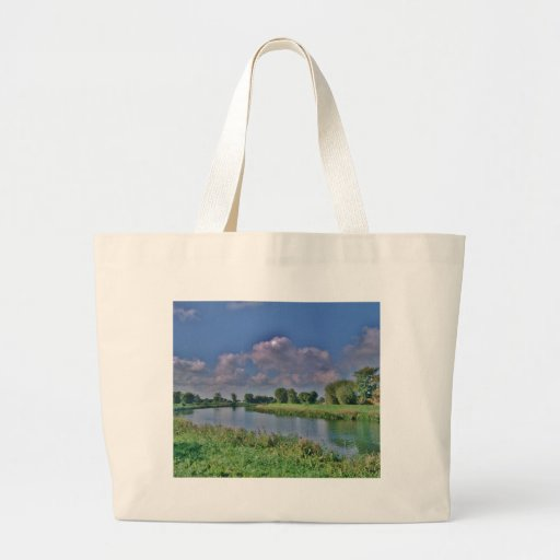 Río Welland Bolsa Tela Grande