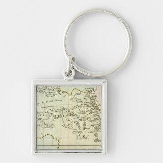 Río y montañas de África Llaveros Personalizados
