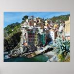 Riomaggiore, Cinque Terre, Italia Impresiones
