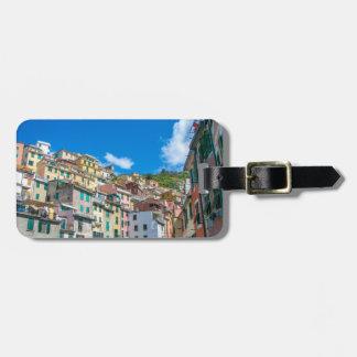 Riomaggiore, Cinque Terre, Italy Bag Tags