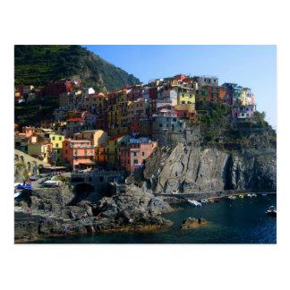 Riomaggiore, Cinque Terre Postcard