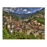 Riomaggiore. Italia Postal