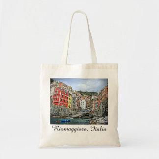 Riomaggiore, Italia Tote Bag