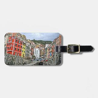 Riomaggiore, Italy Luggage Tag