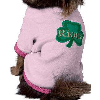 Riona Irish Dog Tee Shirt