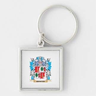 Riordan Coat of Arms - Family Crest Keychain