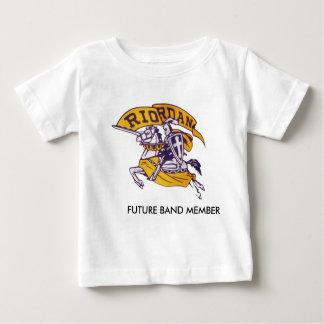 RIORDAN, FUTURE BAND MEMBER BABY T-Shirt