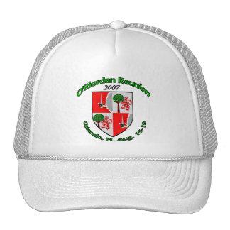 Riordan reunion hat