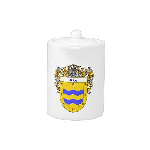Rios Coat of Arms/Family Crest