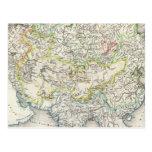 Ríos de Asia Postales
