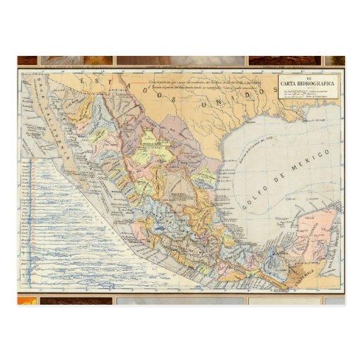 Ríos en México Postales