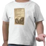 Ríos, montañas camisetas