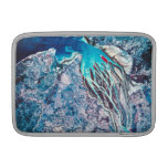 Ríos que encuentran el mar fundas MacBook