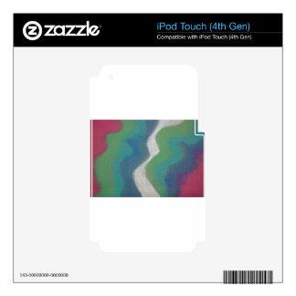 ríos skins para iPod touch 4G