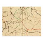Ríos y valles de Alemania Postal