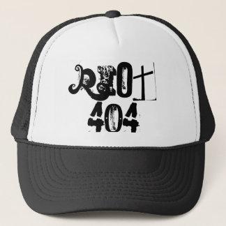 RIOT 404 TRUCKER HAT