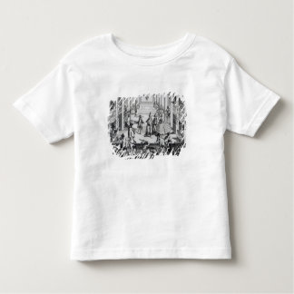 Riot at Covent Garden Theatre in 1763 Toddler T-shirt
