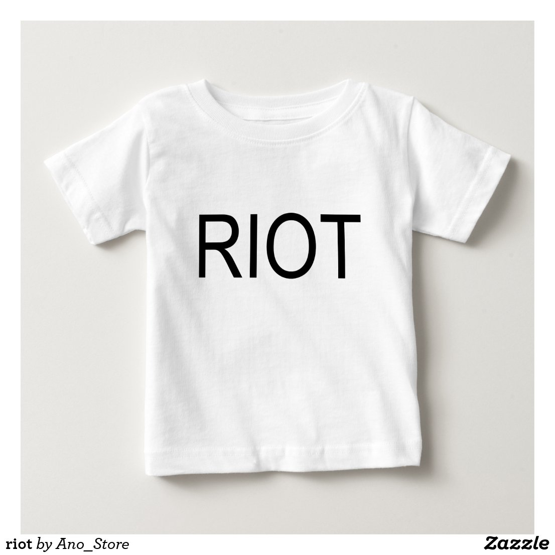 riot baby T-Shirt