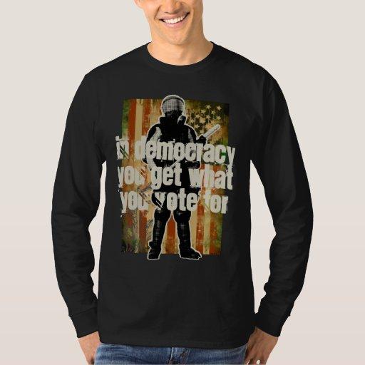 Riot Cop Customizable Shirts Zazzle