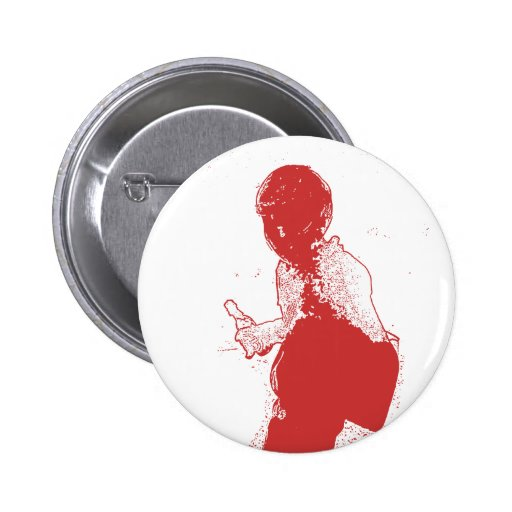 Riot! Gear Pinback Button