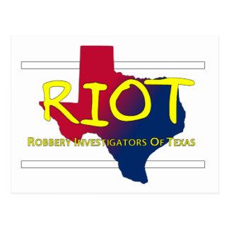 RIOT Gear Postcard