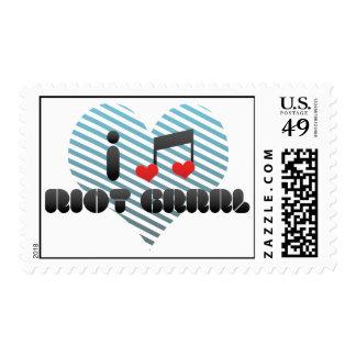 Riot Grrrl Stamp