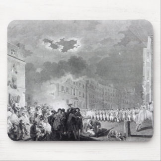 Riot in Broad Street, June 1780 Mouse Pad