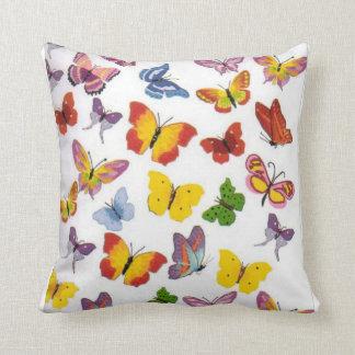 Riot of Butterflies Pillow