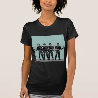 Riot Police with shields T Shirt