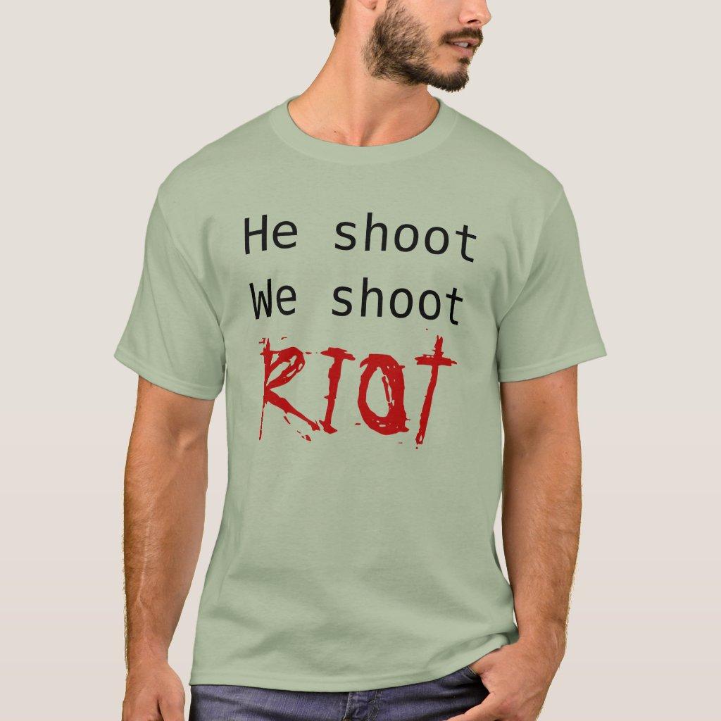 Riot rust T-Shirt