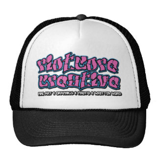 RiotCore Graf Logo Trucker Hat