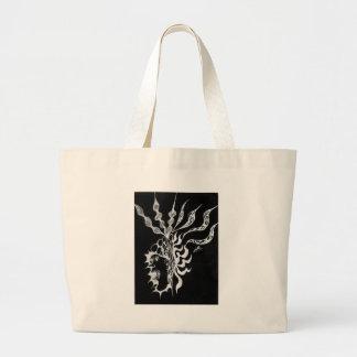 Rioting Mind Inverted Canvas Bag