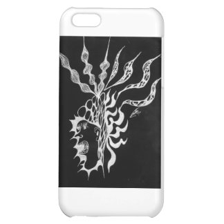 Rioting Mind Inverted Cover For iPhone 5C