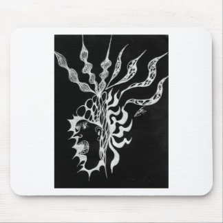 Rioting Mind Inverted Mousepads