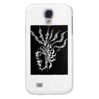 Rioting Mind Inverted Samsung Galaxy S4 Cover